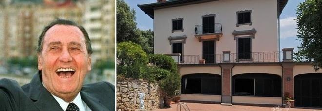 Alberto Sordi, in vendita la villa di Castiglioncello delle «vacanze meravigliose»