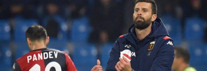 Colpo del Torino che rivede l'Europa Genoa ko per 1-0: ora è crisi nera