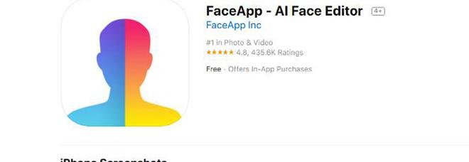 FaceApp e il giallo della privacy: «Le foto conservate sui server e cancellate dopo 48 ore»