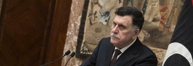 Libia, Al Sarraj si dimette: «Lascio entro ottobre»