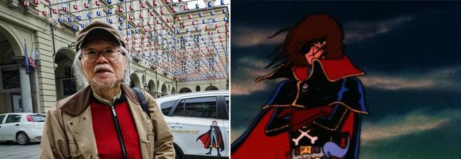 Leiji Matsumoto, grave malore per l'autore di Capitan Harlock: ecco come sta