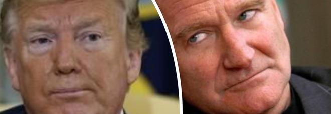 Donald Trump, il figlio pubblica un video di Robin Williams e scatena la reazione della figlia Zelda: «I morti non possono votare»