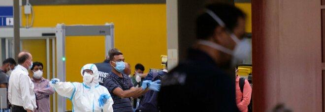 Coronavirus, nuovi test rapidi per più controlli sugli arrivi dall'estero
