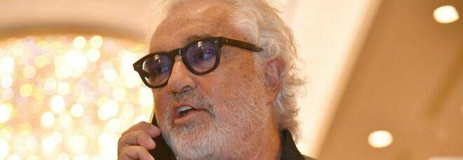Briatore: «Covid al Billionaire? Non devo scusarmi»