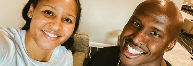 La stella Maya Moore commuove gli Usa: sposa l'uomo che ha fatto uscire di prigione