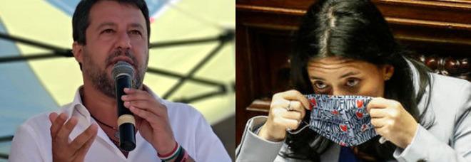 Scuola, l'allarme di Salvini: «Nel Lazio 26.394 studenti disabili dimenticati dal governo, ma il ministro Azzolina dorme»
