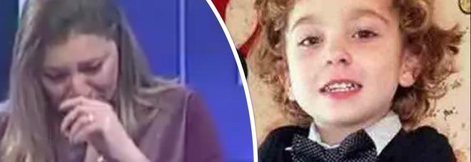 Diego muore a 3 anni, la giornalista Rai non trattiene l'emozione e si commuove in diretta