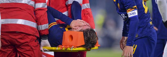 Zaniolo, grave infortunio al ginocchio durante Roma-Juve: tutto quello che sappiamo. Ma l'Europeo è a rischio
