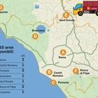 Ecco i siti militari per i camion Ama