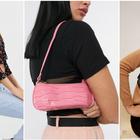 La borsa anni '90 torna a fare tendenza, la baguette da portare in spalla è must have: ecco come indossarla