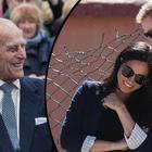 Harry e Meghan, principe Filippo furioso: «La Regina è turbata, tutta colpa loro»