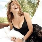 Barbara D'Urso: «Io e Fabio Testi a letto insieme... gli vibrava la mutanda»