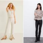 I pantaloni della primavera hanno lo spacco: tutti i modelli di tendenza e dove trovarli