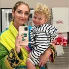 Chiara Ferragni e la tenera foto con Leone: ma il dettaglio extralusso non sfugge ai follower