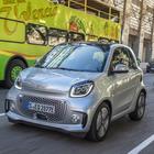 Smart EQ, la citycar per eccellenza cambia strada, è solo elettrica: grande agilità, comfort, peso contenuto