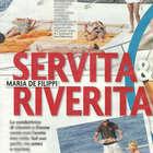 Maria De Filippi in barca con Jack Vanore e Raffaella Mennoia FOTO