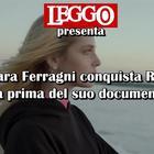 Chiara Ferragni conquista Roma alla prima del suo documentario Video