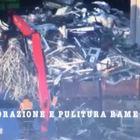 Ladri di rame, ecco come agiva la banda: 10 arresti a Torino