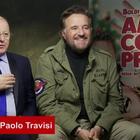 Massimo Boldi e De Sica di nuovo insieme dopo 13 anni: Amici come prima