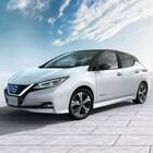 Nissan EV-Care, una Leaf in prova per 48 ore e la wallbox in omaggio