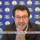 """Salvini: «Chi ha fatto le regole non conosce le spiagge. Io ci vado con mio figlio"""""""