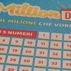 Million Day, diretta estrazione di sabato 19 ottobre 2019: i cinque numeri vincenti