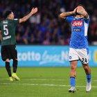 Napoli-Bologna 1-2