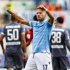 Immobile non si ferma più: altri due gol all'Udinese