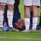 Zaniolo, grave infortunio durante Roma-Juventus: si teme per il crociato