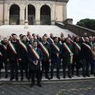 Oltre 30 sindaci dei comuni della provincia al Campidoglio per contestare la politica della Raggi sui rifiuti di Roma