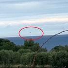 Avvistamento U.F.O. a Leporano Marina? La testimonianza: «Non emanava nessun suono» - IL VIDEO