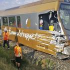 Deraglia un treno, paura in Austria